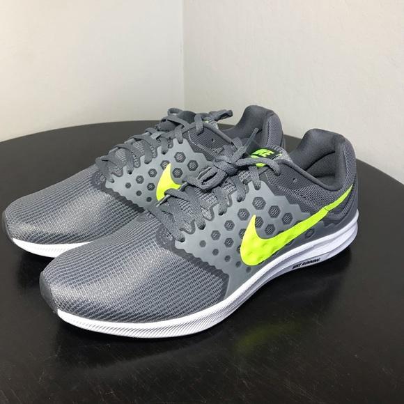 8eccf2b424588 Nike Downshifter 7 Running shoes Cool Grey Volt. M 5bc152e0aa877099b0e798de
